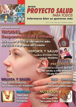 Revista Proyecto Salud